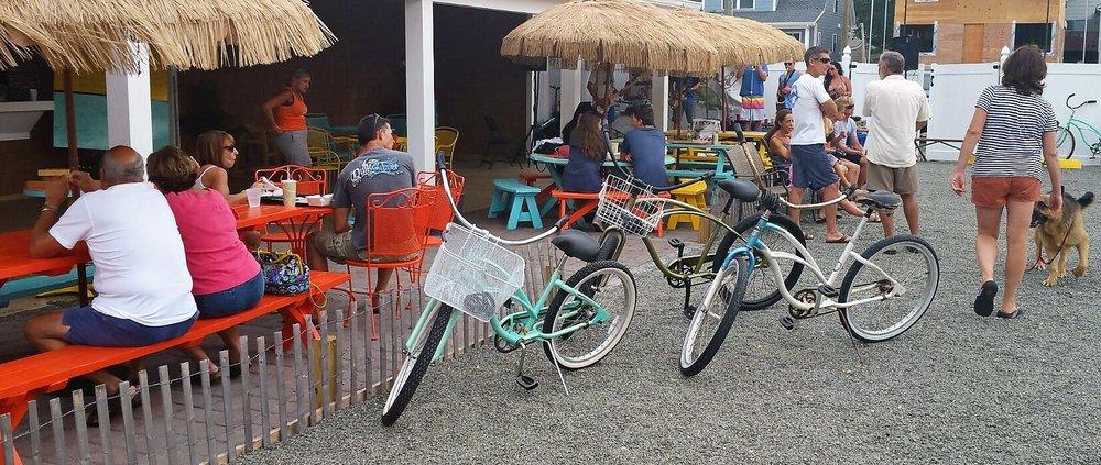 Beach Haven can bike here