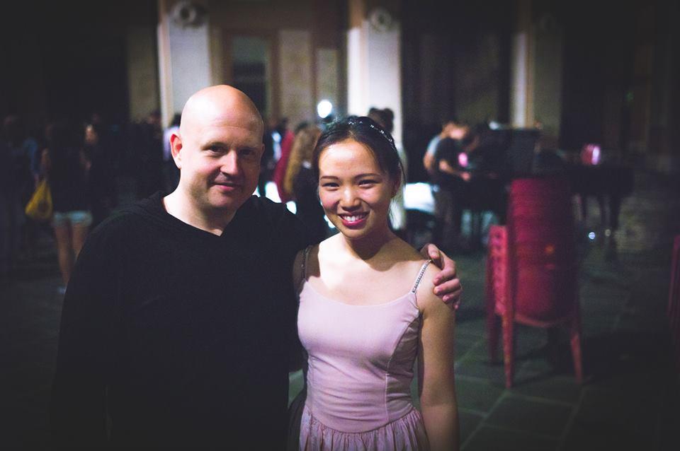 With Steven Spooner (www.stevenspooner.com)