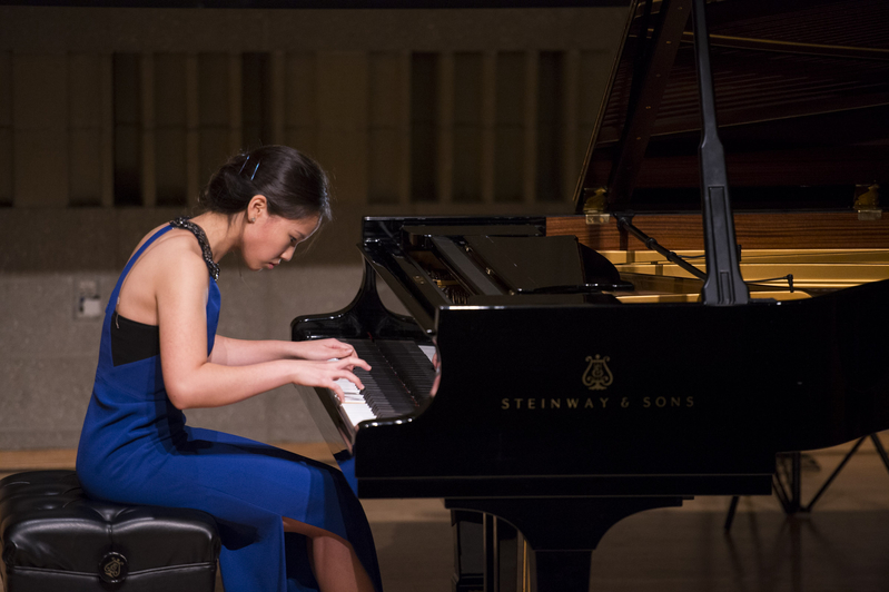 NTD Piano Competition, NY, 2014