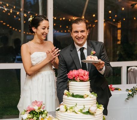 E&A. June 12, 2015. Image: Tory Williams Weddings