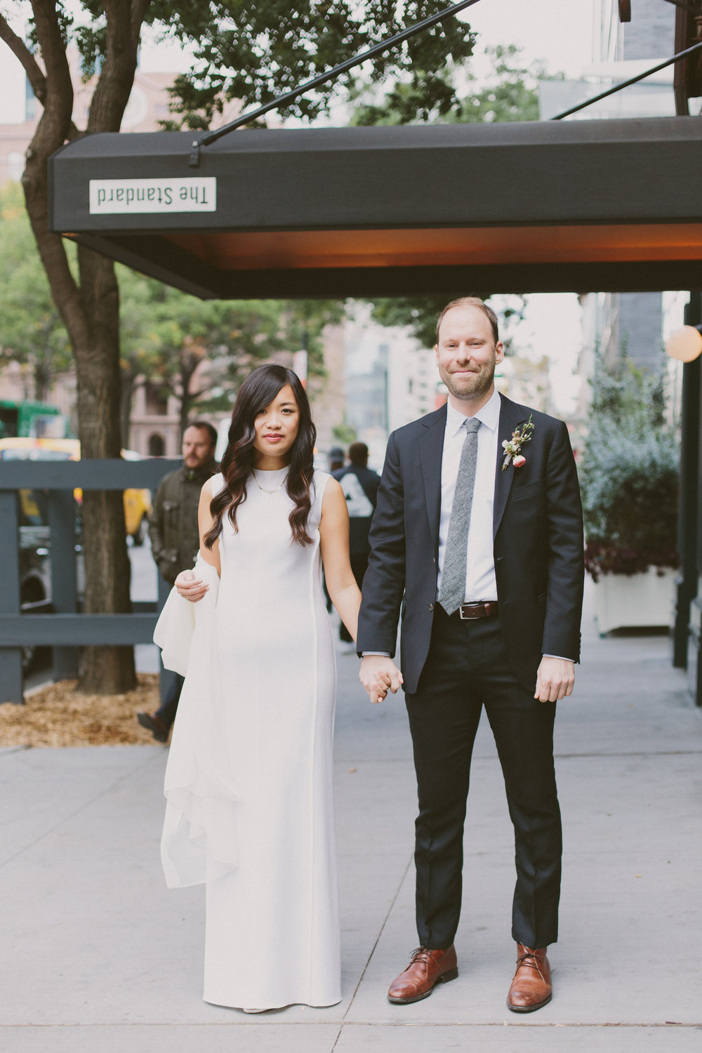 KRISTINA + ROY      TIED THE KNOT: October 17th, 2015         VENUE: Marble Cemetery, New York, NY and Chinatown, NY            OUR FAVORITE PART: Unconventional Ceremony Setting - You guys absolutely rocked it! We couldn't have been happier. Thanks so much for making it all feel like a walk in the park.Image: City Love Photography