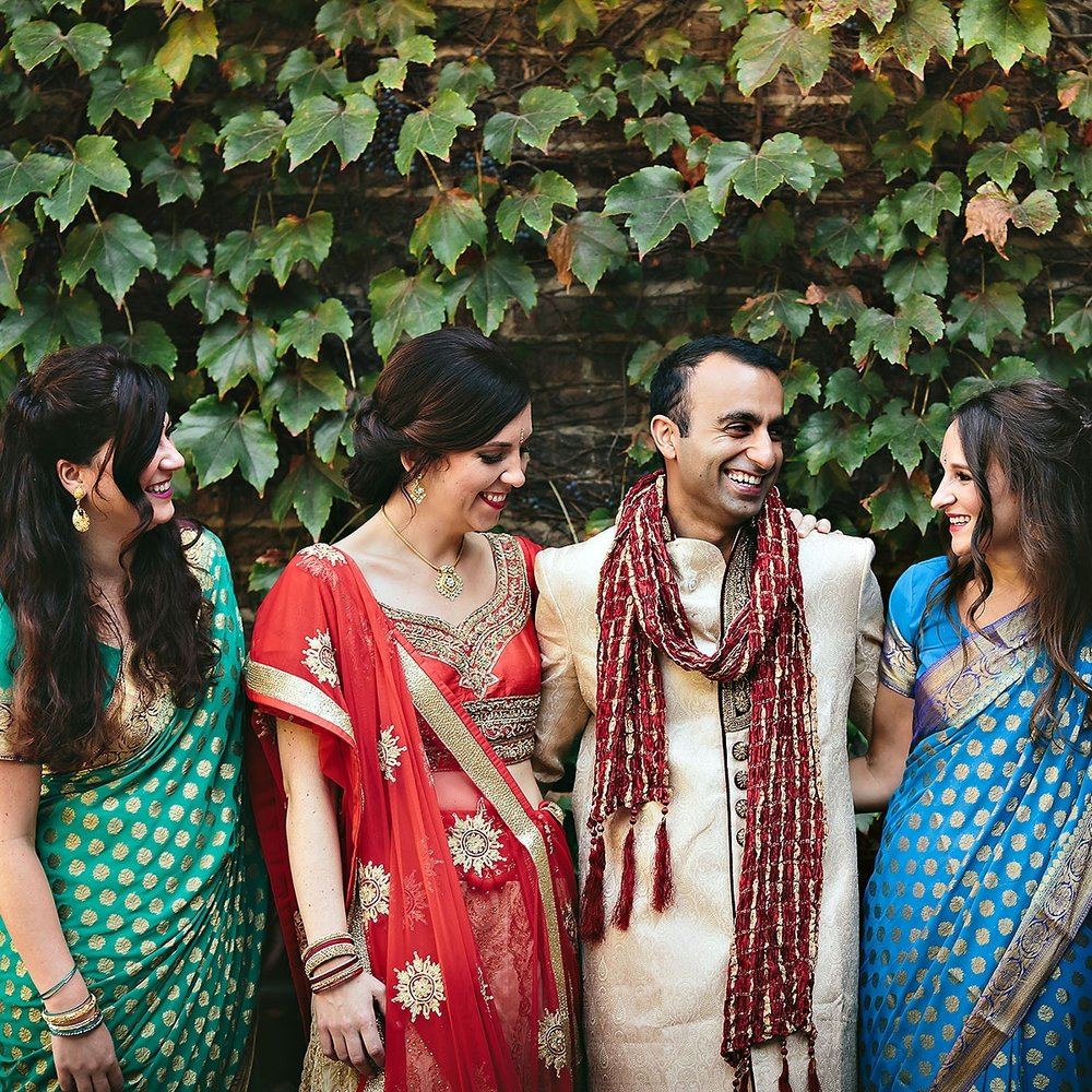 ONE LOVE, TWO CEREMONIES. STUNNING AND HEARTFELT HINDU & CHRISTIAN WEDDING WITH BRITISH TOUCHES    @ THE FOUNDRY, NY    NOREEN + PRITESH
