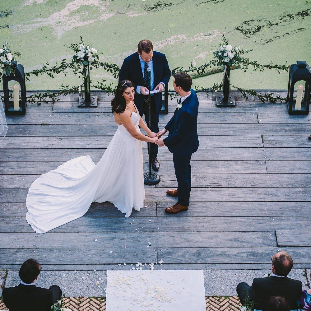 RWANDA TRIP CONCLUDES WITH INTIMATE US-UK PROSPECT PARK BOATHOUSE SUMMER WEDDING    @ THE PROSPECT PARK BOATHOUSE, BROOKLYN, NY    GEORGINA + NICK