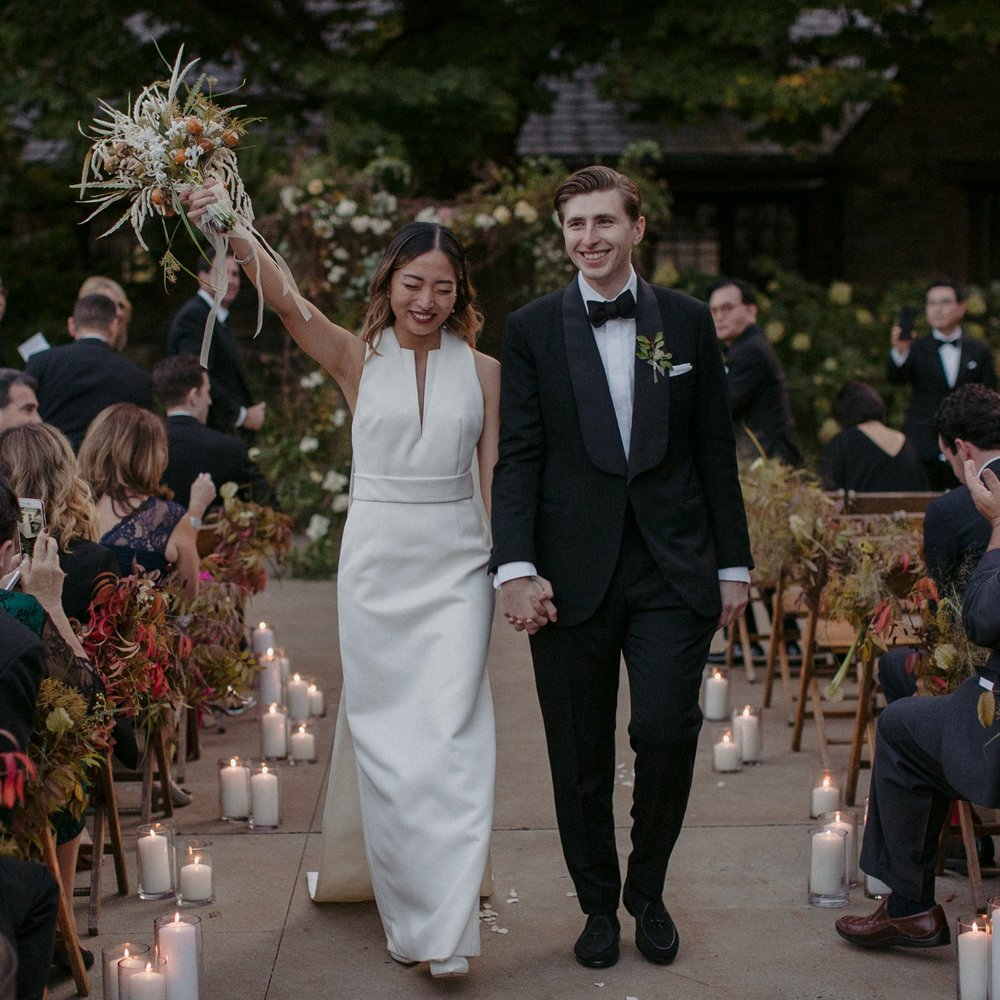 SOPHISTICATED MODERN FALL CELEBRATION WITH KOREAN-JEWISH TOUCHES    @ BLUE HILL AT STONE BARNS, TARRYTOWN, NY   SUNNY + SCOTT
