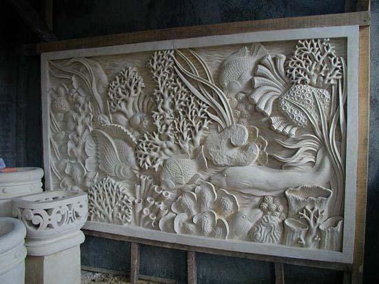 Interior design — bird of paradise villa
