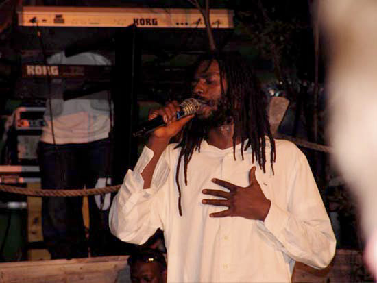 Buju Banton, Moonsplash