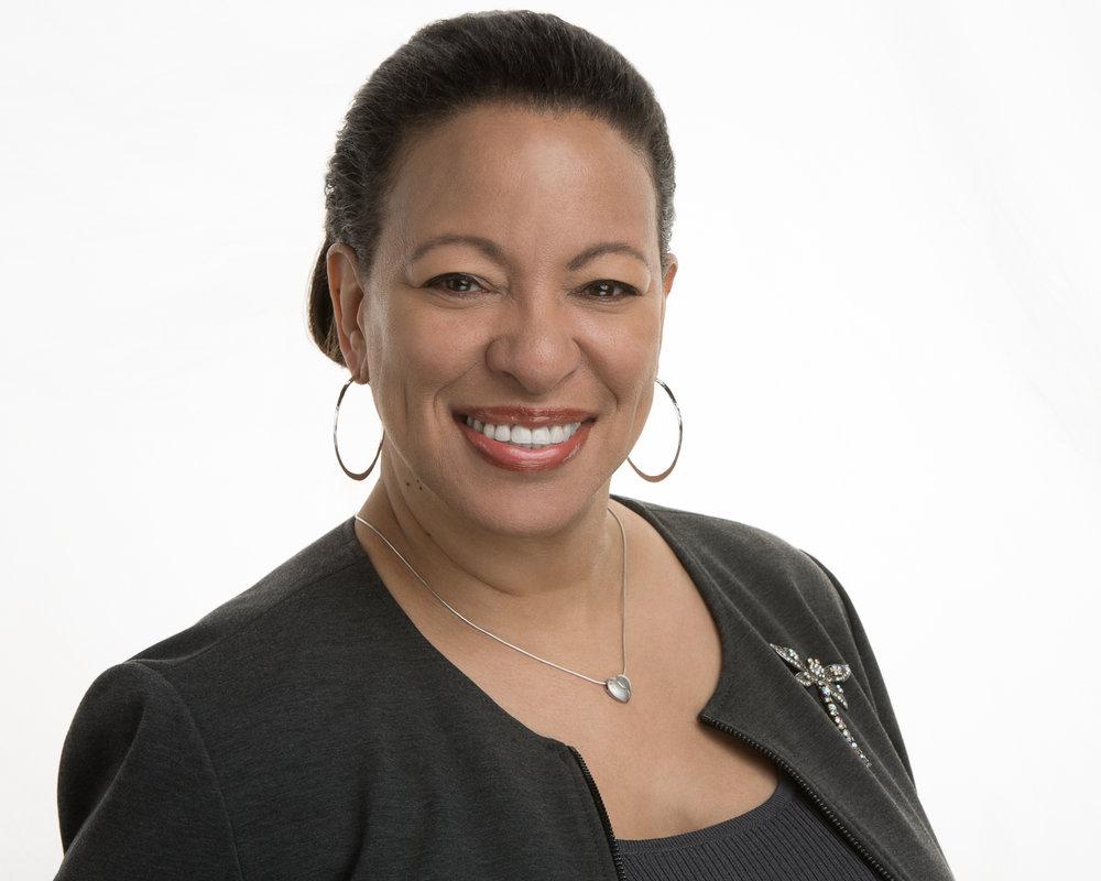 Marsha Baltimore Headshot Teacher Great Smile