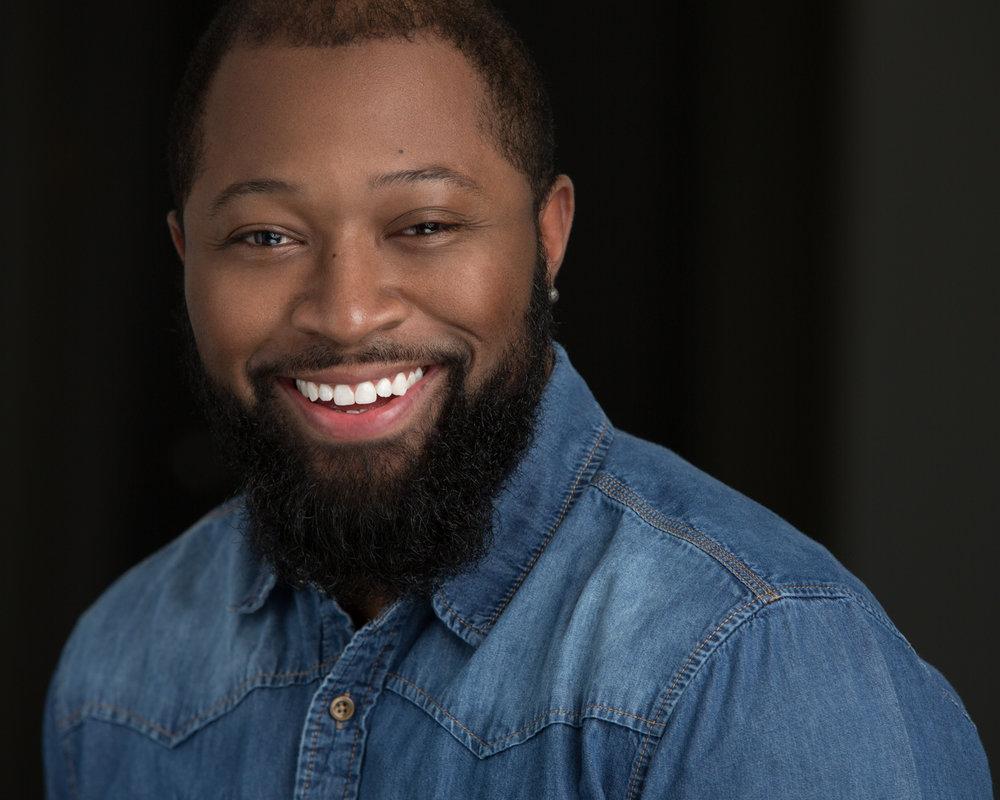 Taron Actor Headshot by Lamonte G Photography Baltimore Headshot Photographer