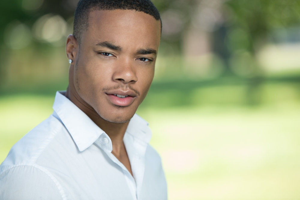 Kyree Actor Model by Lamonte G Photography Headshots Baltimore