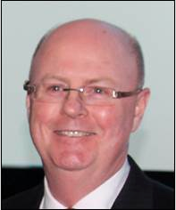 David O'Brien  (Managing Director – Doboy Cold Stores Pty Ltd) and RWTA National Chairman