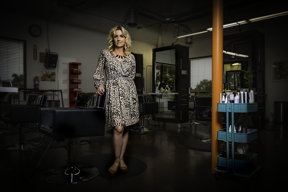 Maria Hines Owner, SalonM