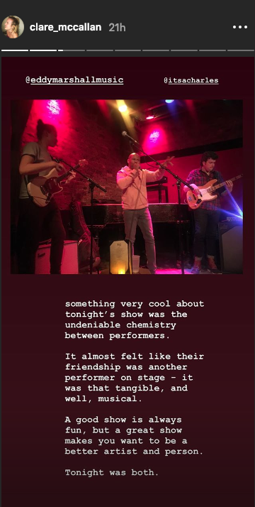 Show Review
