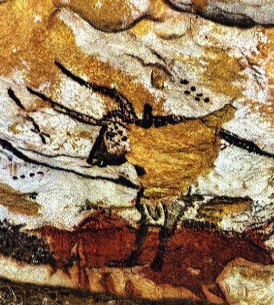 Auroch (Bull No 18) Hall of Bulls Lascaux.jpg