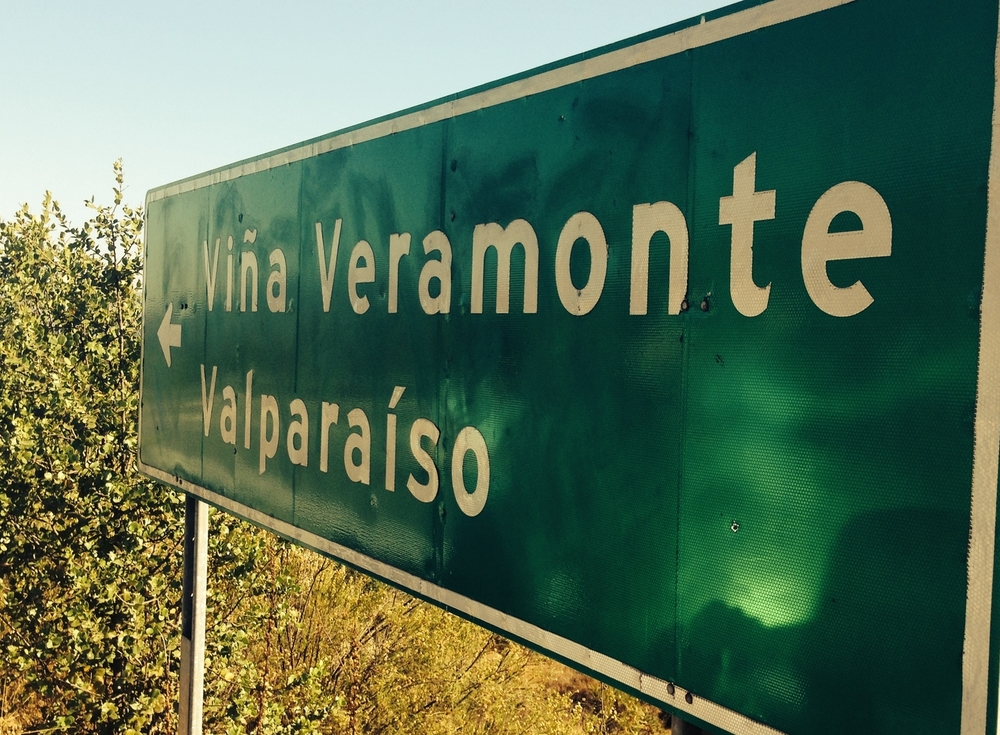 The Casablanca Valley is a mere 20 miles from the coastal port of Valparaiso, an UNESCO World Heritage Site!