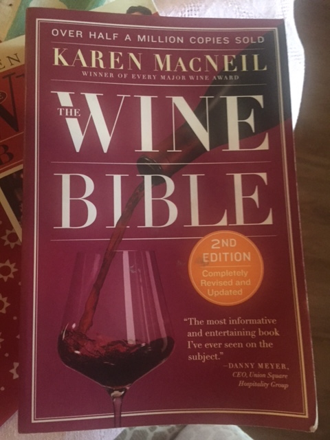 A Wine Bible for the new era.