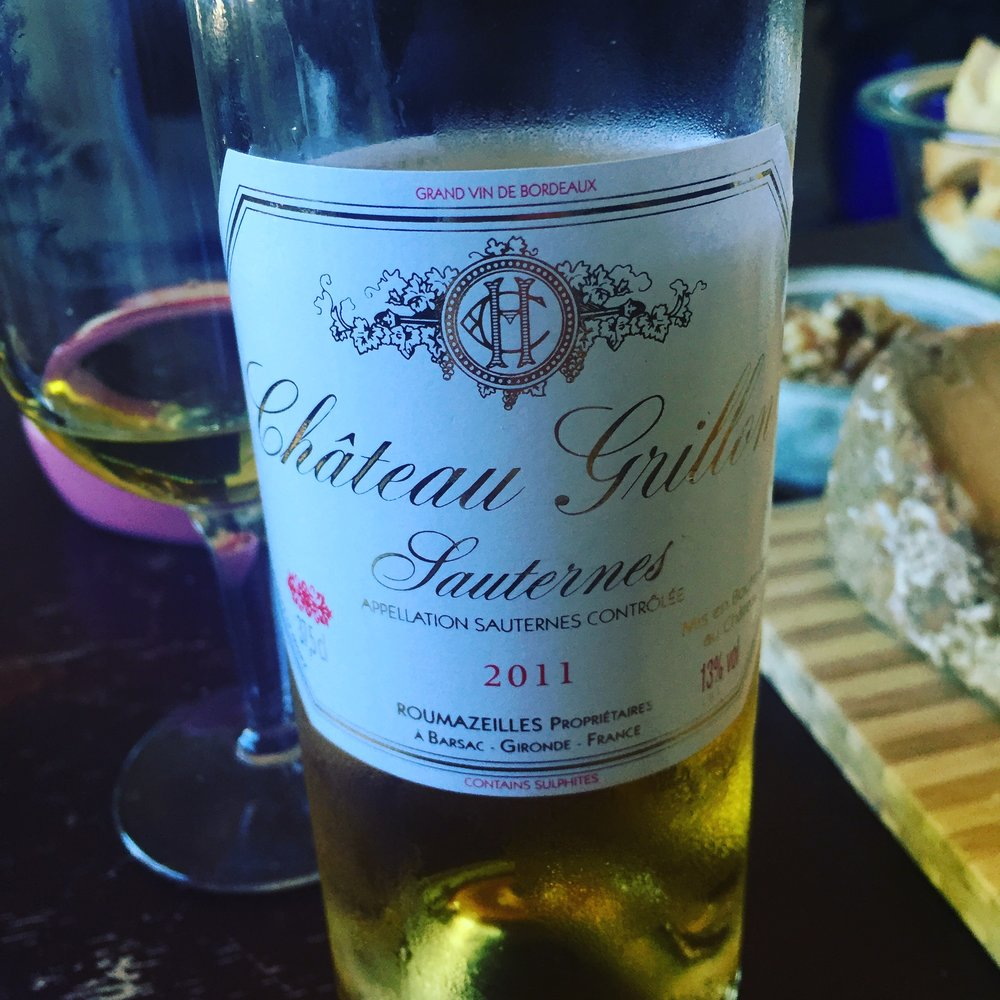 For The Love Of Sauternes