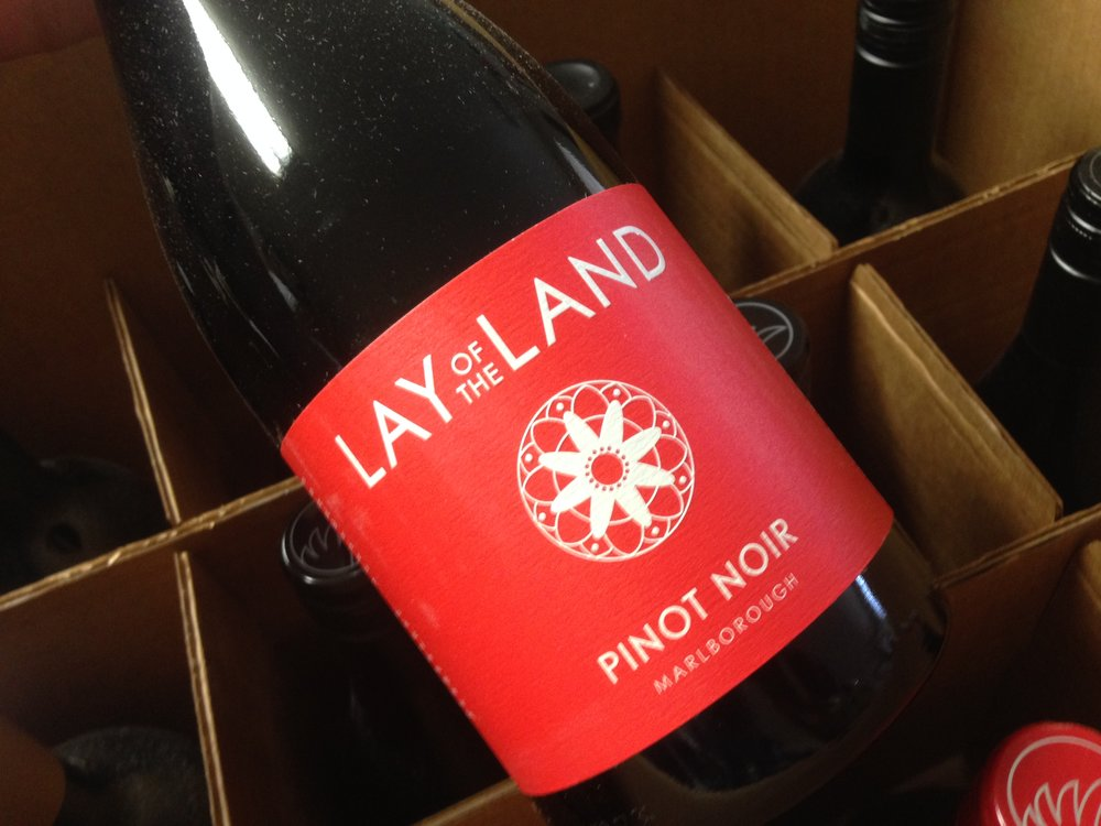 Speaking of NZ Pinot Noir, here is one from Naked that we thoroughly enjoyed!