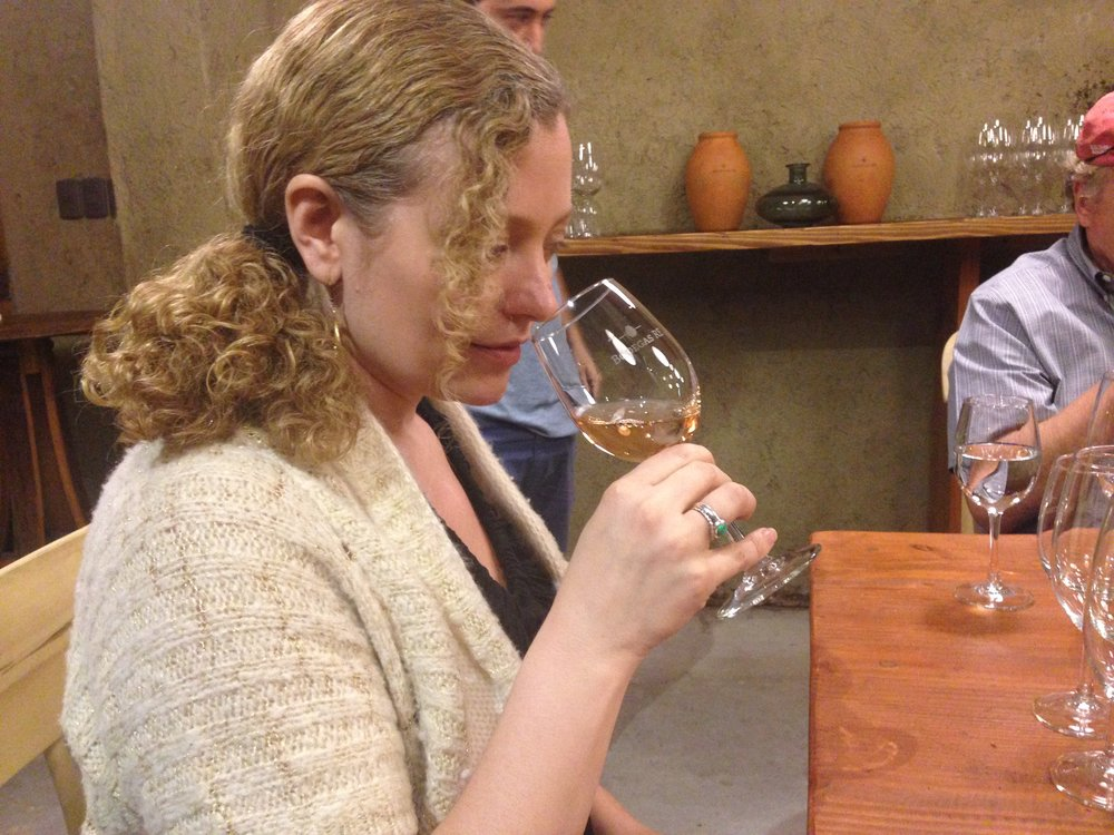 Wine tasting in The Casablanca Valley, Chile Photo by Gabriel Manzo
