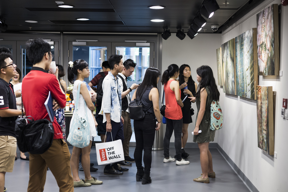 292 SFA Graduates' Showcase   ,  Hong Kong in June 2015 by  Ann Chih