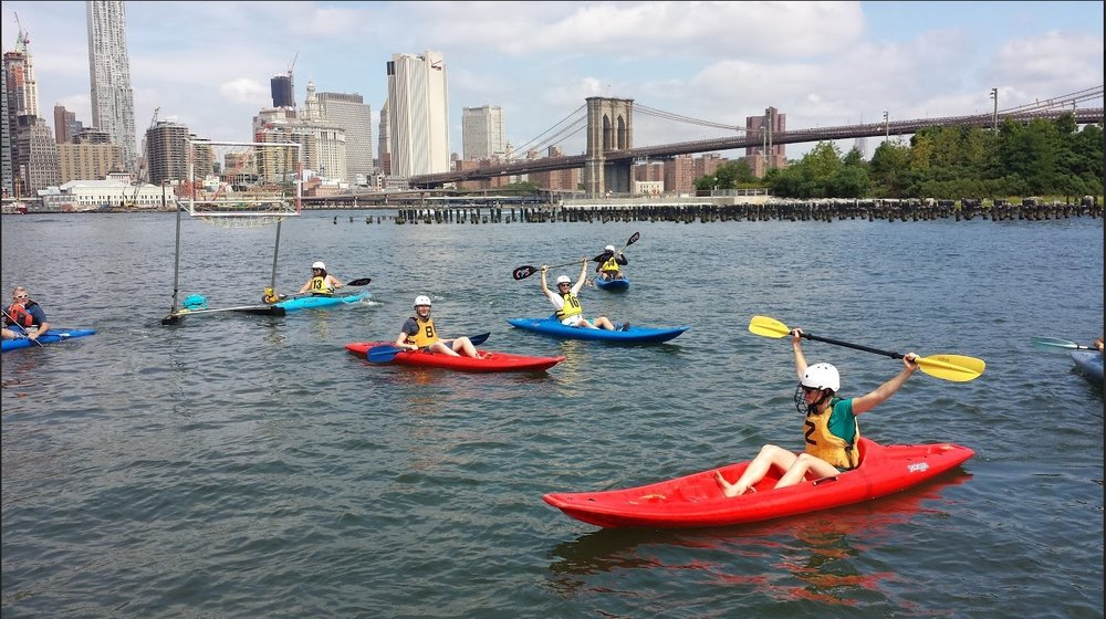 Bklyn kayak Polo