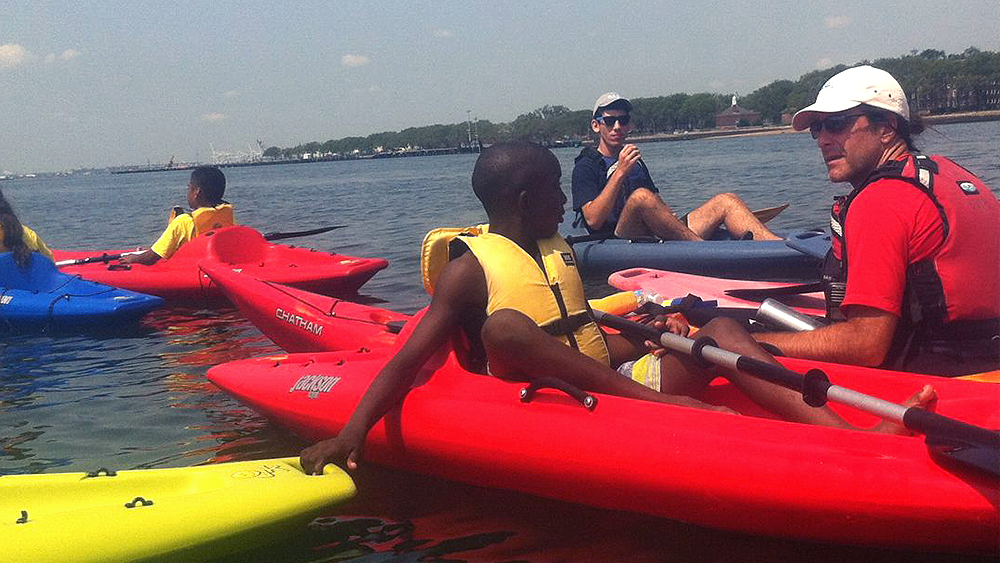Summer youth program - 277 youth paddlers59% from Title I schools