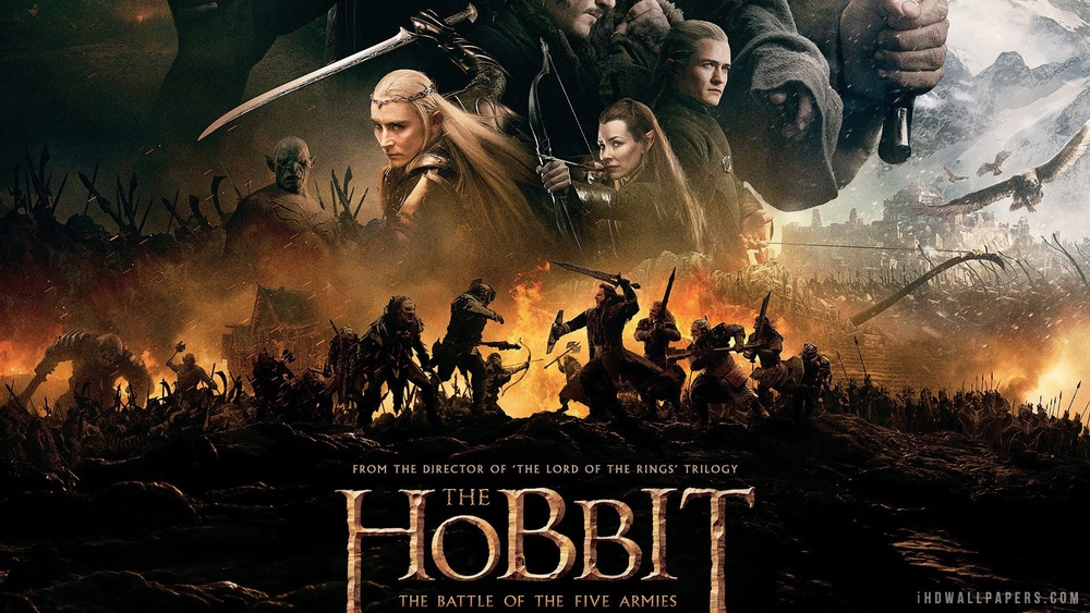 The Hobbit: Battle of Five Armies