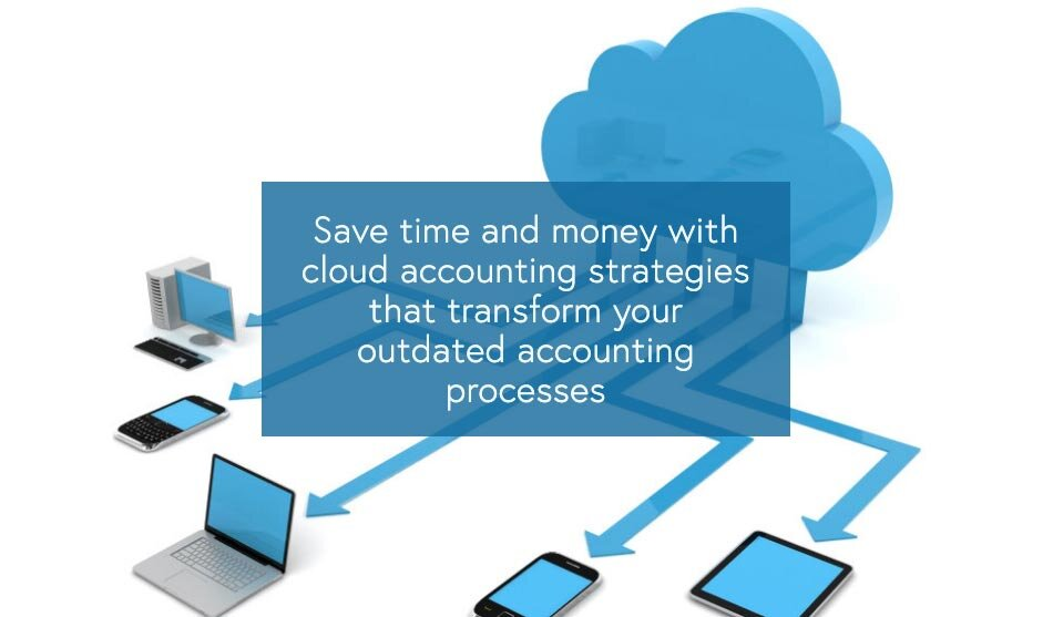 ACCESS YOUR FINANCIAL DATA – ANY TIME, ANY PLACE  Secure Cloud Accounting Solutions from FOSS.