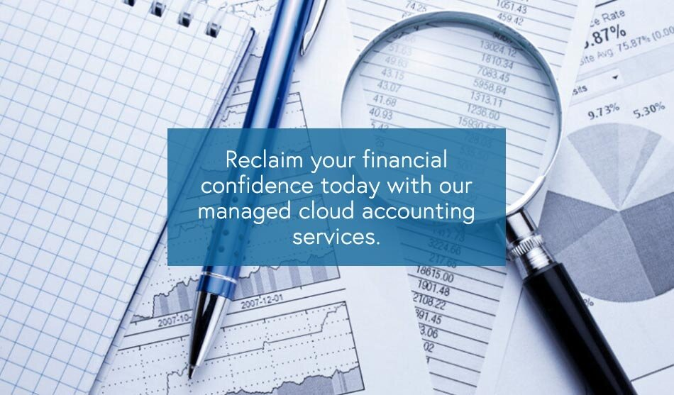 RECLAIM YOUR COMPANY'S FINANCIAL CONFIDENCE  Custom managed services from Bookkeeping to CFO services.
