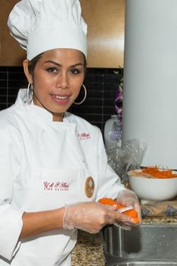 Ui Ratsomjit, Owner U&I Thai