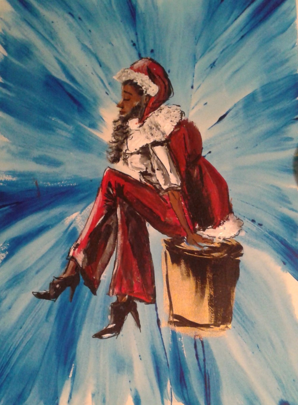 concept image for Santa Claus