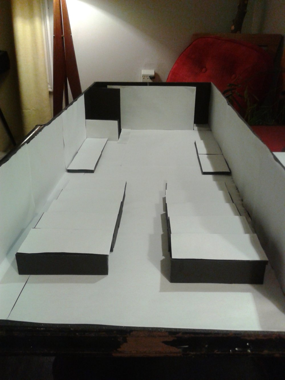 Model box for 'Liver'