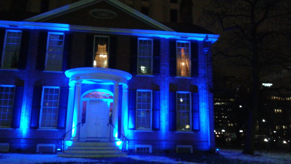 Campbell House for Dancock's Dance