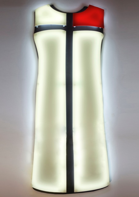 ROBE MONDRIAN 3 - YVES SAINT LAURENT