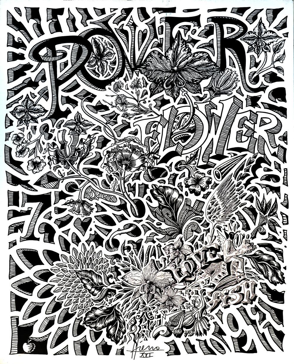 """Power Flower"""