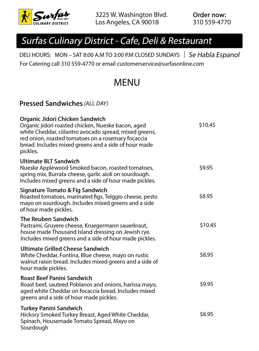 Surfas Culinary District - Cafe - Pressed Sandwiches.jpg