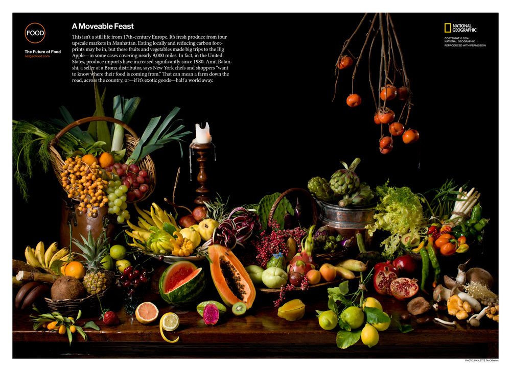 A Movable Feast National Geographic July 2014