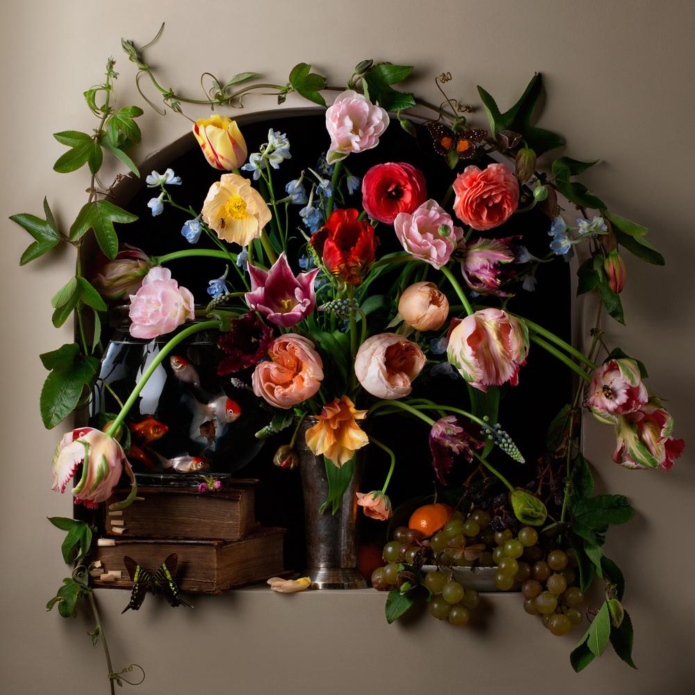 Flowers, Fish and Fantasies II, 2012