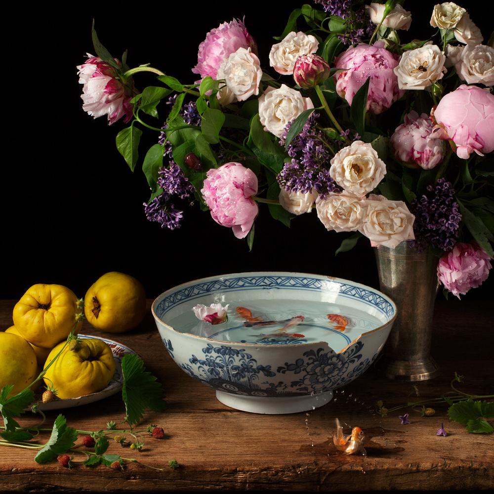 Flowers, Fish and Fantasies III, 2012