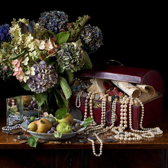 Vanitas I, Treasures, After E.C., 2015