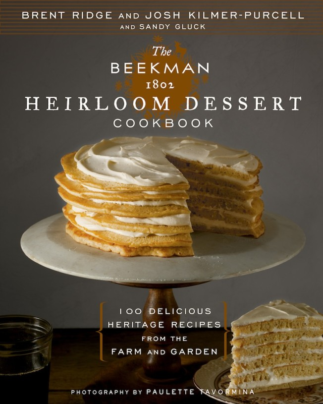 Beckman Heirloom Dessert Cookbook