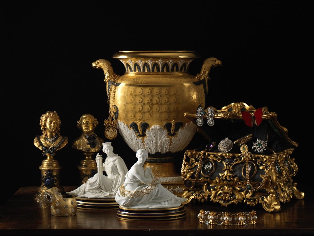 "Sotheby's Auction Catalogue ""Luxe: Art of the Table"" 2017"