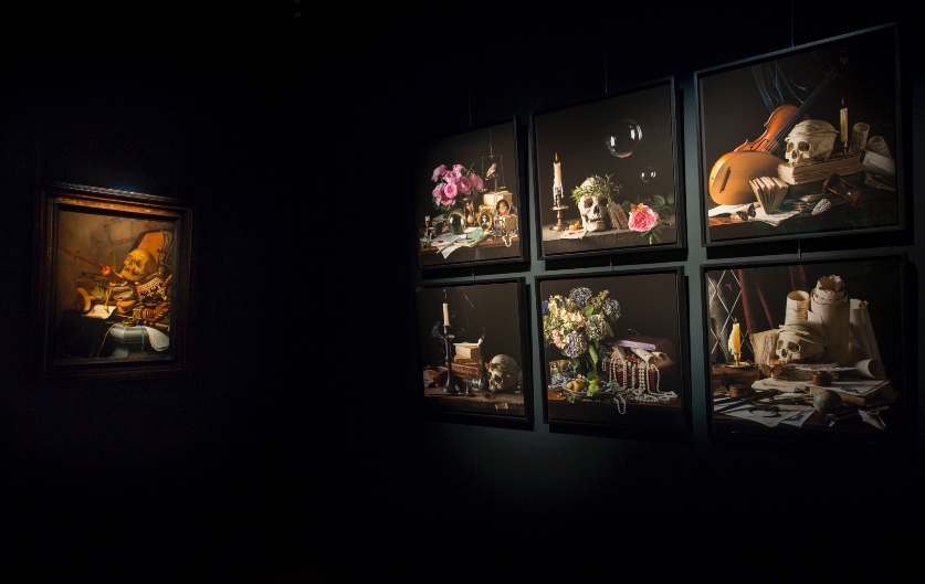 Colnaghi  Seizing Beauty  Exhibition - Vanitas Series