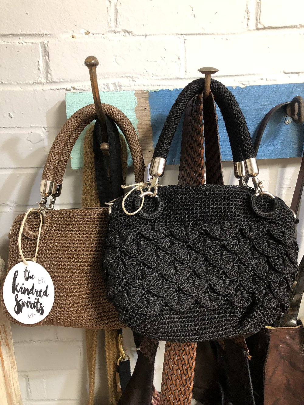 DEWEY MAYA - CROCHETED HANDBAGS