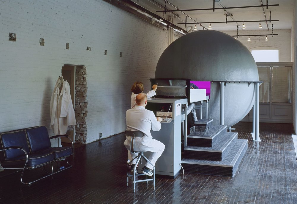 James Turrell,  Gasworks ,   1993