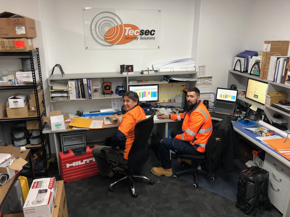 Our Project Managers Tage and Paul are rarely seen in the office, however coordinating schedules is a critical part to our business to meet deadlines, handovers and our clients expectations.