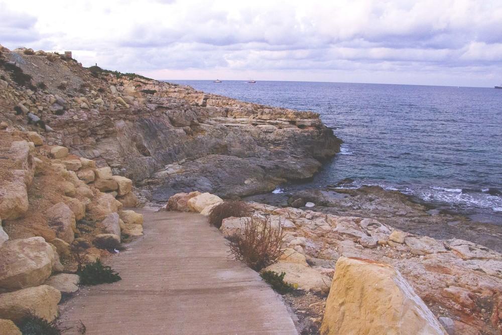 Oceanside in Malta.