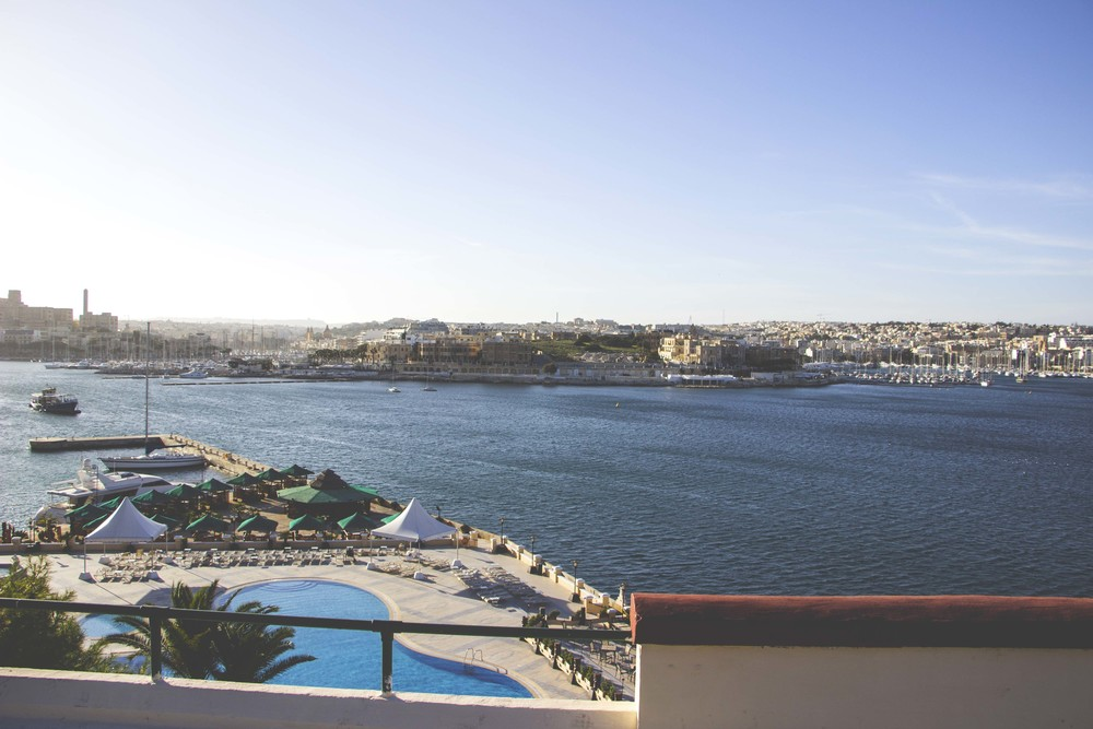 Another breathtaking view of Malta.