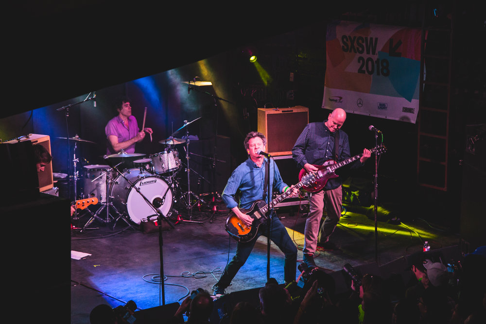 Superchunk at the Mohawk on 03.12.2018