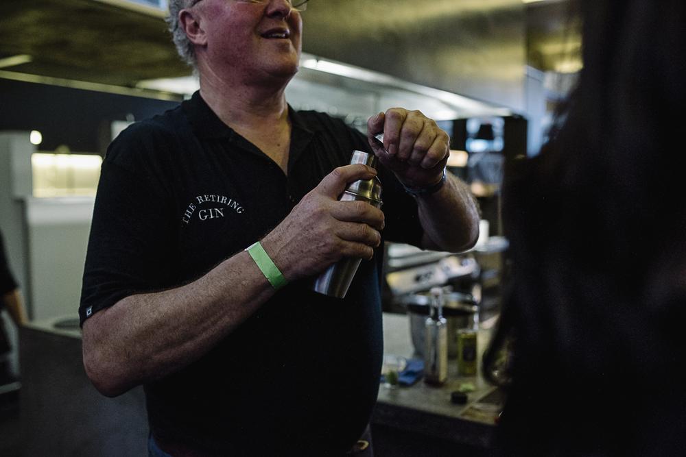 Dr Shugg and The Retiring Gin     Image: Tash Sorensen, courtesy Franklin Hobart