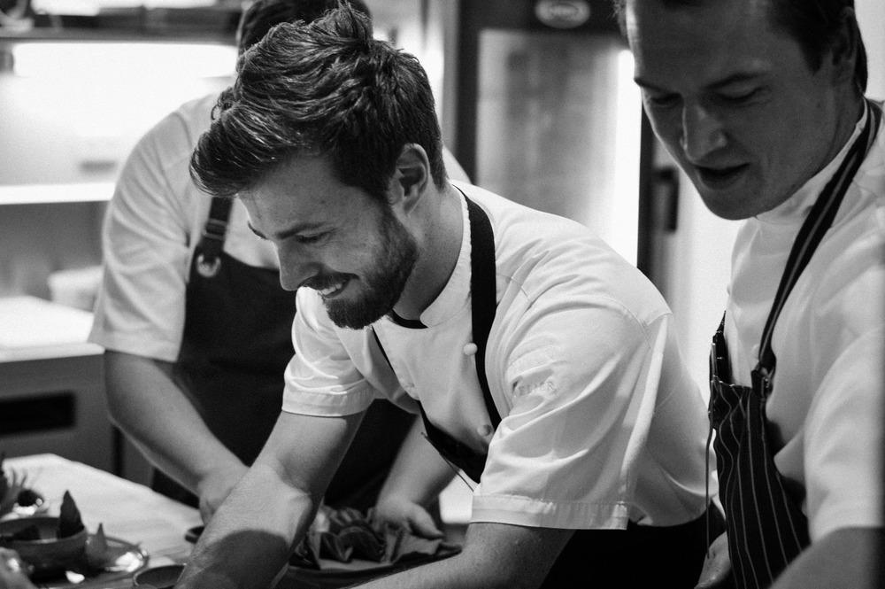 Urbane Brisbane head chef Josh Raine